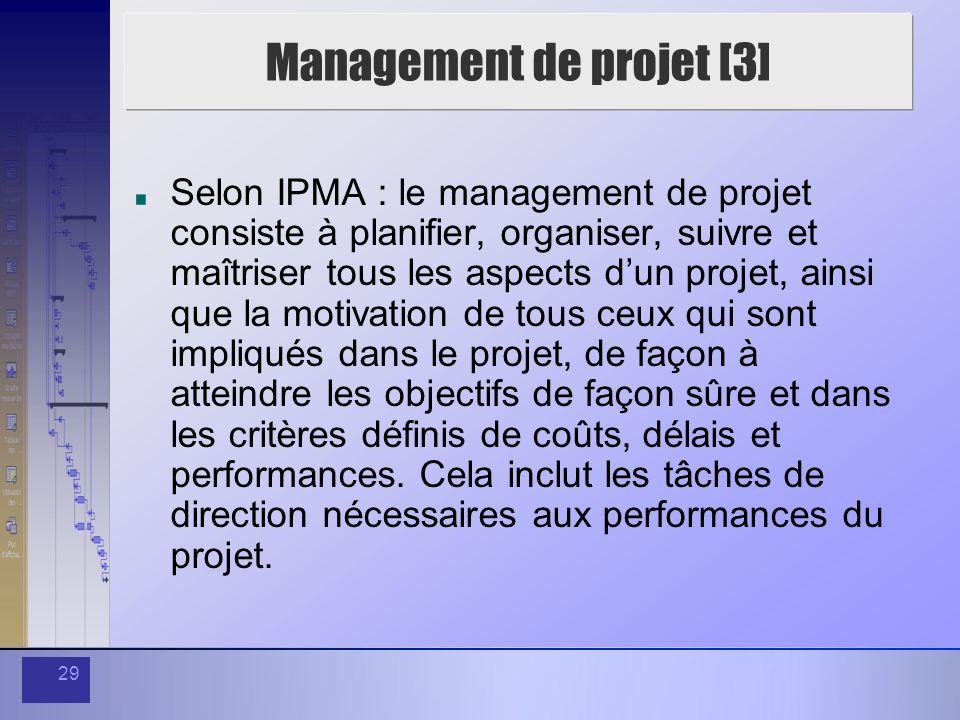 Management de projet [3]